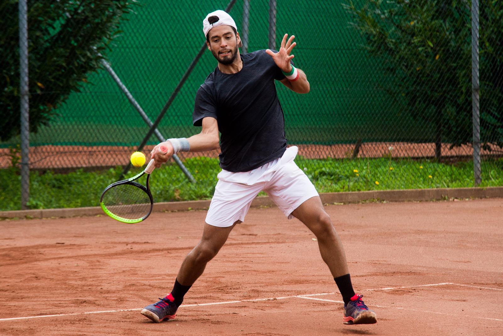 Kwartfinales ITF Toernooi